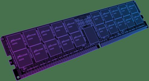 Micron DDR5 RAM