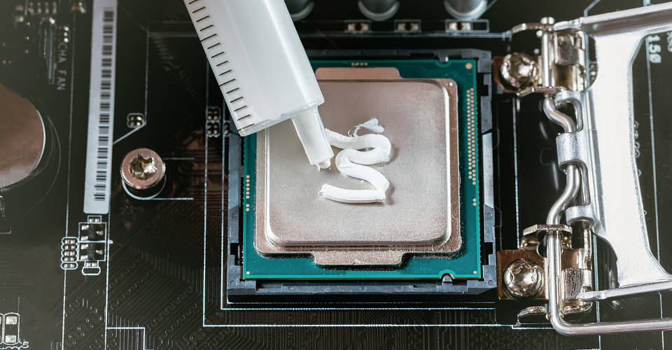How To Apply Thermal Paste To Your CPU