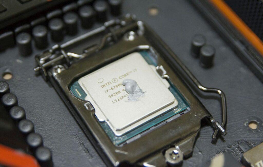 Pea method on Intel processor