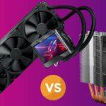AIO vs Air Cooler