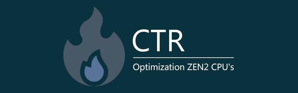 ClockTuner For Ryzen CTR