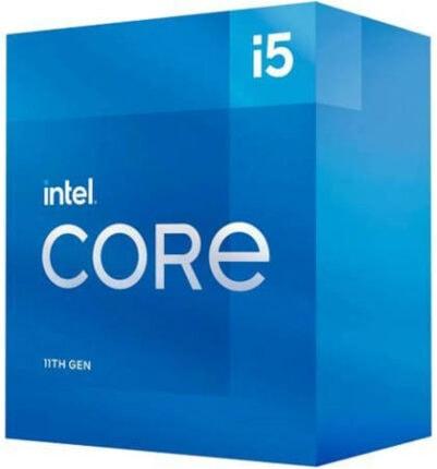 Intel i5-11400/F